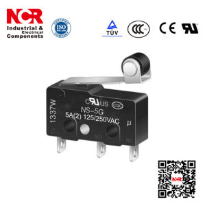10A Subminiature Microswitch RoHS UL (NV-10G / NV-5G) pictures & photos