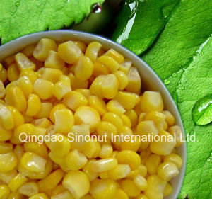 184G Eoe Lid Sweet Corn with High Quality Good Price (HACCP, HALAL, KOSHER, BRC, FDA) pictures & photos