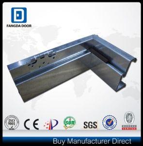 Fangda Galvanized Iron Door Frame, Not Normal Aluminium Frame pictures & photos