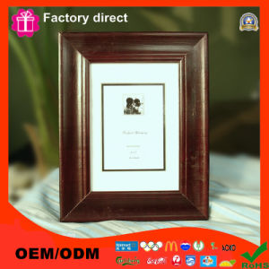 7 Inch Newest Item Acrylic Picture Wood Photo Frame pictures & photos