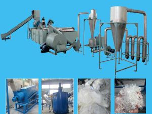Machines for Recycling Waste PP PE Plastic Film (PE 500) pictures & photos