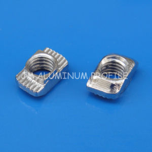 T Nut, Hammer Head Fasteners Nut M4/M5, Nickel Plated Slot Groove 6 F1101 pictures & photos