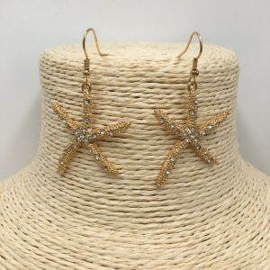 Fashion Starfish Alloy Seastyle Earring pictures & photos