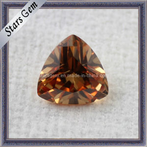 Trillian Cut CZ Gemstone for Jewelry Cubic Zirconia pictures & photos