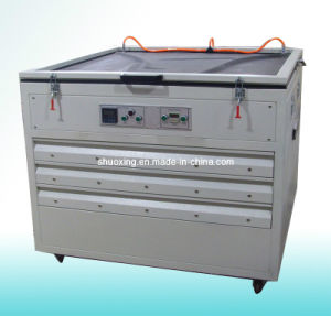 Screen Printing Exposure Machine with Oven Cabinet pictures & photos
