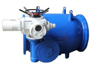 Flow Regulating Valve with electric Piston Stype 550lt842X-10c