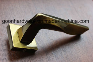 Zinc Door Handle - S2.351 pictures & photos