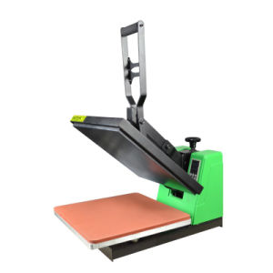 T-Shirt Printing Machine Heat Press Transfer Machine pictures & photos