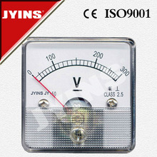 50*50mm Analog Panel Voltmeter (JY-50) pictures & photos