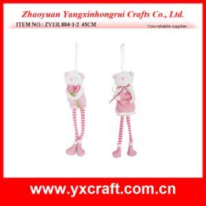 Valentine Decoration (ZY13L884-1-2) Soft Bear Valentine Toy pictures & photos