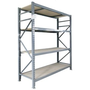 Nm1a Light Duty Steel Shelving Rack with Ce Certificated pictures & photos