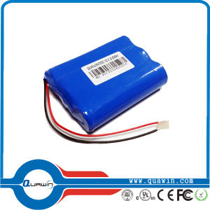 12V 3400mAh Lithium Battery for Power Tool, Li-ion Rechargeable Batteries pictures & photos