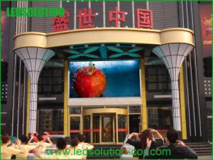 P10 Outdoor LED Video and Message Display pictures & photos