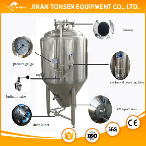 Beer Machine, stainless Steel Beer Conical Fermentation Tank for Brewing pictures & photos
