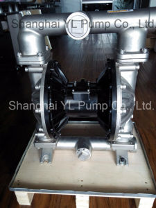 Diaphragm Structure Air Pneumatic Power Pump for Chemical Industry pictures & photos