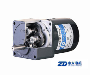 ZD 15W, 25W, 40W~140W Electric Induction AC Gear Motor pictures & photos