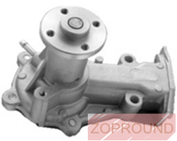 Automotive Water Pumps for Daihatsu Series #1610087786000 (ZD-P-D101)