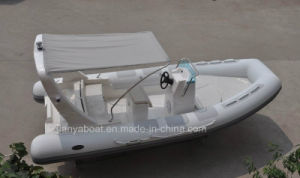 Liya 5.2m Rib Boat High Quality Inflatable Rib Made in China pictures & photos