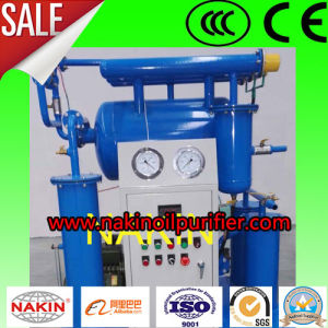 Nakin Transformer Oil Water/Gas/Particles Cleaning Machine, Oil Regeneration Plant pictures & photos