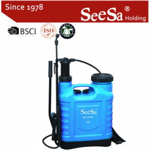 16L Knapsack/Backpack Manual Hand Pressure Agricultural Sprayer for (SX-16G) pictures & photos