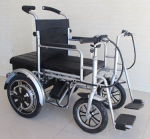 Good Quality Mobility Scooter Electric Wheelchair (FP-EMS05) pictures & photos