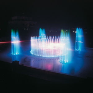Multimedia Super Shooter Fountain