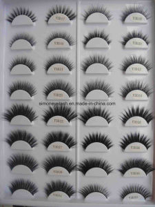 Manufacturer Wholesale 3D Private Label Faux Mink Eyelashes pictures & photos