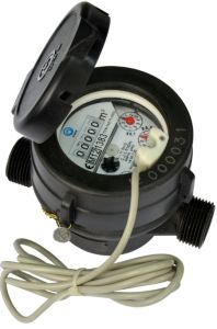 Single Jet Liquid Filled Water Meter Class C/R160 pictures & photos