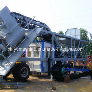 Yhzs Series 40m^3/H Full Automatic Concrete Batching Plant pictures & photos