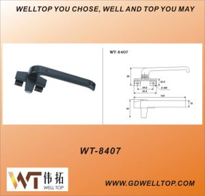 High Quality Window Handle Zinc Alloy for Window Accessories (WT-8407) pictures & photos