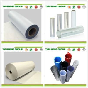 Printing Clear Taiwan Mateiral Rigid Plastic Film PVC pictures & photos