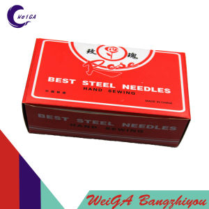 High Quality Rose Brand Hand Sewing Needle pictures & photos