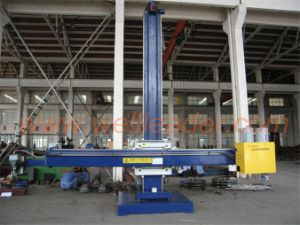 Column Boom Manipulator for Automatic Welding Pressure Vessel