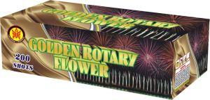200s Golden Rotary Flower Consumer Fireworks (KL10200)