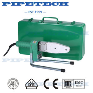 Plastic Pipe Fusion Machines PPR Pipe Welding Machines 40mm pictures & photos