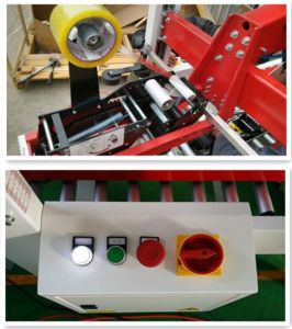 Customized Automatic Box/Carton Sealer pictures & photos