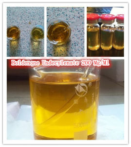 Semi-Finished Injecttions Boldenone Undecylenate 200 Mg/Ml pictures & photos