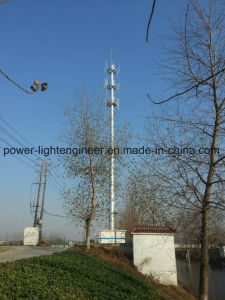 HDG Telecom Antenna signal Monopole Tower pictures & photos