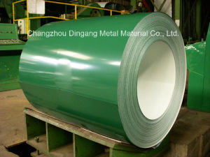 Color Coated Coil (PPGI, PPGL) for Construction pictures & photos