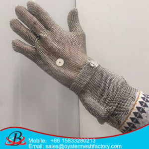 Wholesale How to Make Chainmail Gloves with High Quality pictures & photos