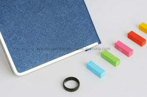 Custom Notebook with Metal Frame and Elastice Band Office Supply pictures & photos
