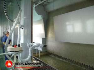 Wet Type Paint Spray Booth/Cabinet in Coating Line pictures & photos