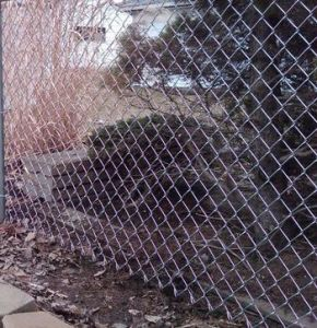 Diamond Wire Mesh Chain Link Fence Wholesale pictures & photos