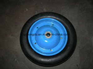 Factory Directly Sale Pneumatic Rubber Wheel (480-8) pictures & photos