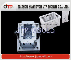 Turn Over Crate Mould Plastc Injection pictures & photos