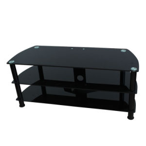 New Style High Glossy Plasma LCD TV Stand pictures & photos