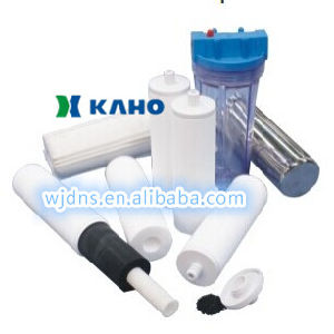 Household 3 Layer Water Filter Cartridge pictures & photos