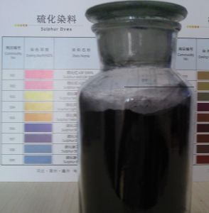 Dyestuff: Sulphur Blue 15
