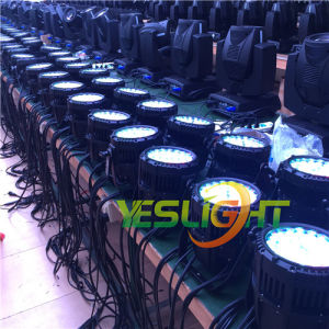 3years Warranty LED Party Light 36PCS*3W RGB Edison LEDs for Outdoor Stage Light pictures & photos