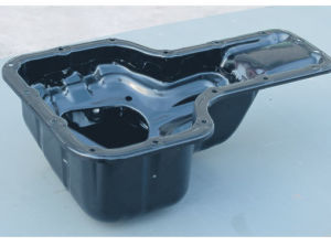 High Precision Aluminum Die Casting Oil Pan pictures & photos